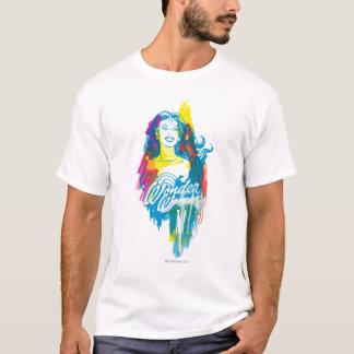T-shirt Femme de merveille 1 coloré