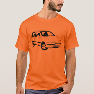 T - Shirt Fiats Punto GT Turbo