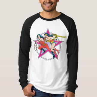 T-shirt Filles de merveille