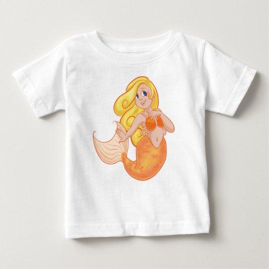 t-shirt Fischfrau, Sirene