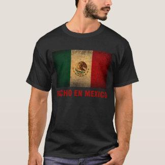 T - Shirt - Flagge Hecho en Mexiko