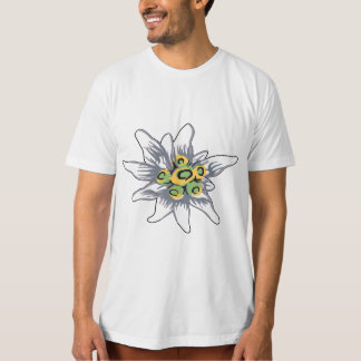 T-shirt Fleur d'edelweiss