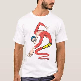 T-shirt Forme-Décalages en plastique d'homme