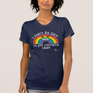 T-shirt Gay rainbow