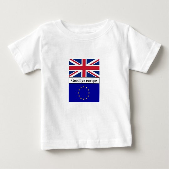 t-shirt goodbye europe