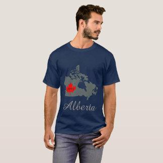 T-shirt Gris de maternité de province du Canada de