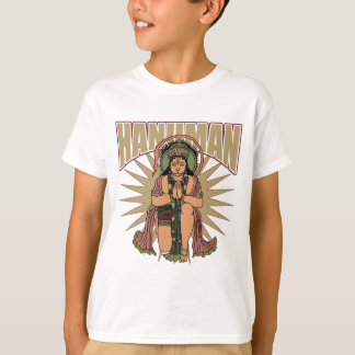 T-shirt Hanuman indou