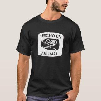 T - Shirt Hecho en Akumal
