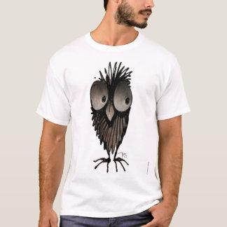 T-shirt Hibou drôle