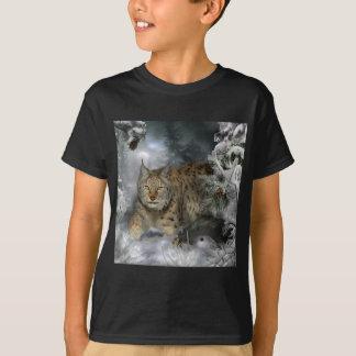 T-shirt Hiver Lynx