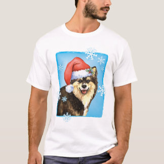 T-shirt Howliday heureux Lapphund finlandais