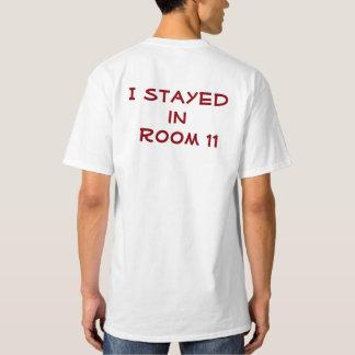 T - Shirt - ich blieb in Raum 11