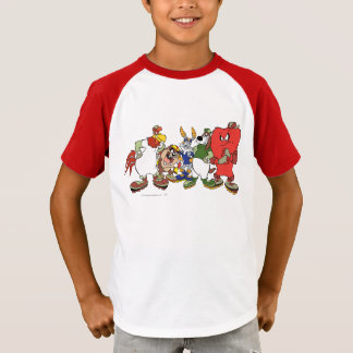 T-shirt Image LOONEY de base-ball de groupe de TUNES™