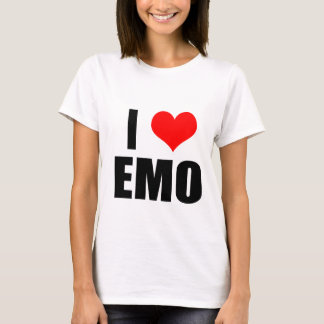 T-shirt J'aime Emo