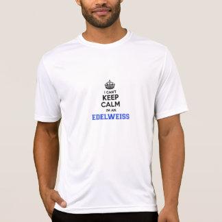 T-shirt Je biseaute garde le calme Im un EDELWEISS.