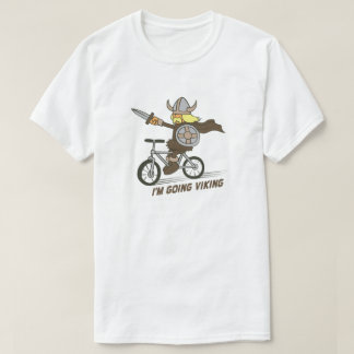 T-shirt Je suis jeu de mots drôle allant de Viking