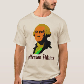 T - Shirt Jeffersons Adams