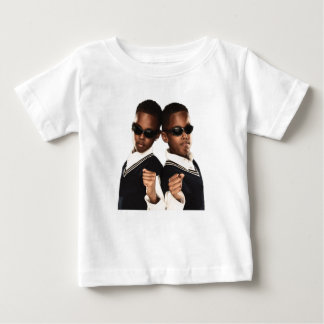T-shirt jumeau de bébé