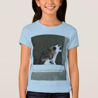 T - Shirt - Kaliko-Katze oder Schildpatt-Katze