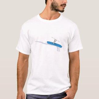 T-shirt Kayaker sur l'eau