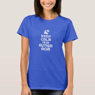 T-shirt Keep Calm Mom
