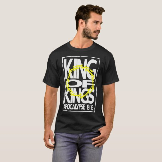 T-shirt King of kings - Thorns