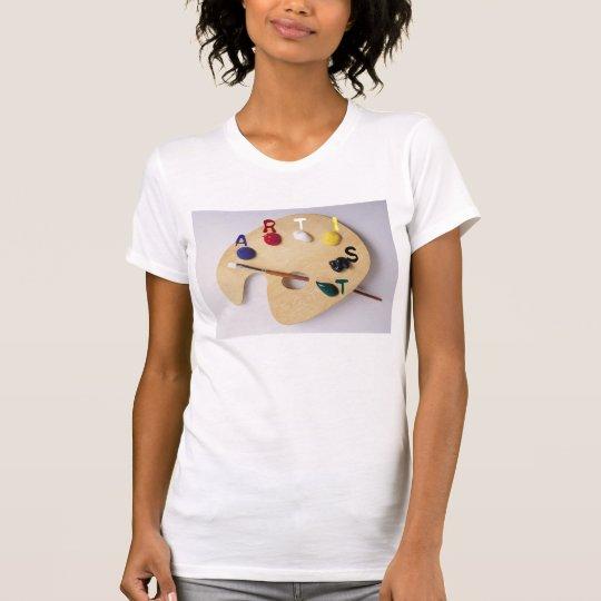 T - Shirt: Künstler T-Shirt