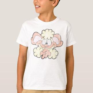 T-shirt La BO la chemise de l'enfant d'agneau