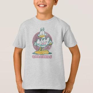 T-shirt La chemise de l'enfant de Quackers