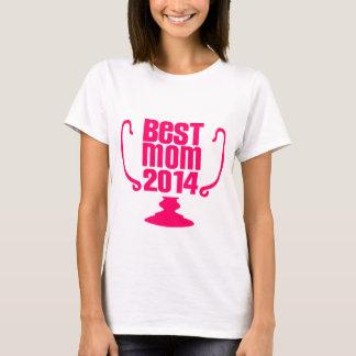 T-shirt la meilleure maman 2014