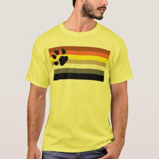 T-shirt La nation gaie d'ours unissent
