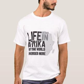 T-shirt L'Afrique pour l'Afrique par Dssengendo - a