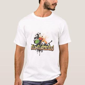 T-shirt L'Afrique pour l'Afrique par G1Media - Vuvuzela