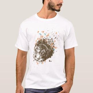 T-shirt L'Afrique pour l'Afrique par la partie de jambes