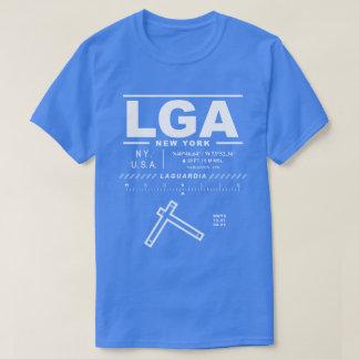 T-Shirt LaGuardia-Flughafen-LGA