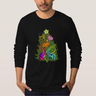 T-shirt Lapins de Noël