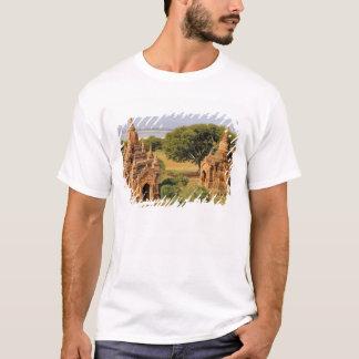 T-shirt L'Asie, Myanmar (Birmanie), Bagan (païen). Divers