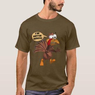 T - Shirt - laufend für Abdeckung die Türkei
