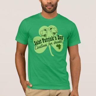 T-shirt Le jour de St Patrick drôle