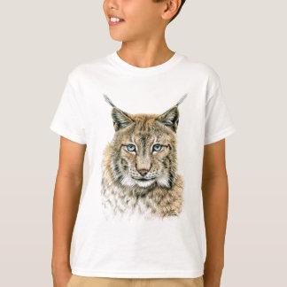 T-shirt Le lynx - The Lynx