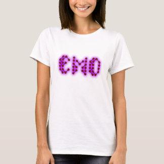 T-shirt Le tee - shirt de la femme d'Emo