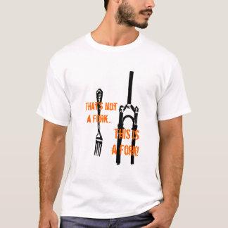 T-shirt Les cyclistes de montagne comprennent…