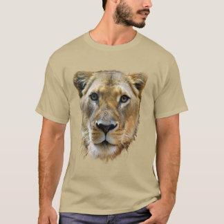 T-shirt Lionne d'Afrique