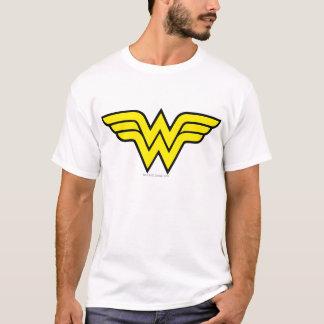 T-shirt Logo classique de la femme de merveille |