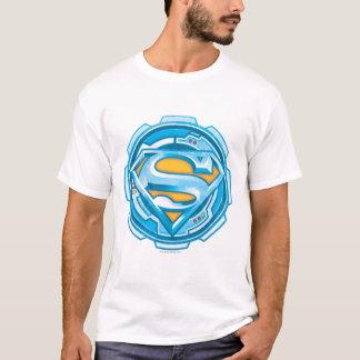 T-shirt Logo de vitesse du S-Bouclier   de Superman