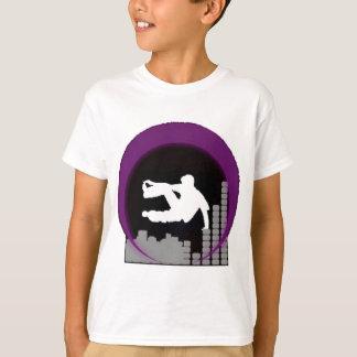 T-shirt Logo l'aucune BG
