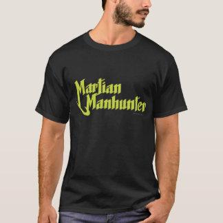 T-shirt Logo martien de Manhunter