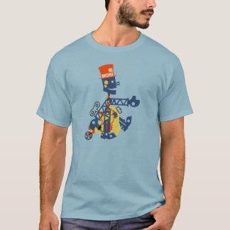 T-shirt M. vintage Machine Toy des années 1960