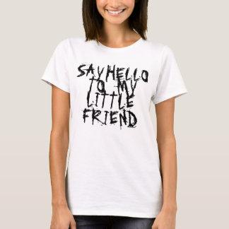 T-shirt Ma petite maternité Shiry d'ami