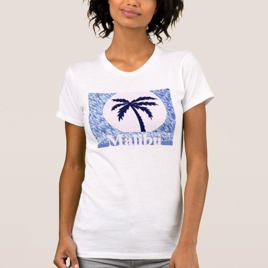 T - Shirt Malibus Kalifornien